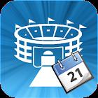 Sports Calendar icon