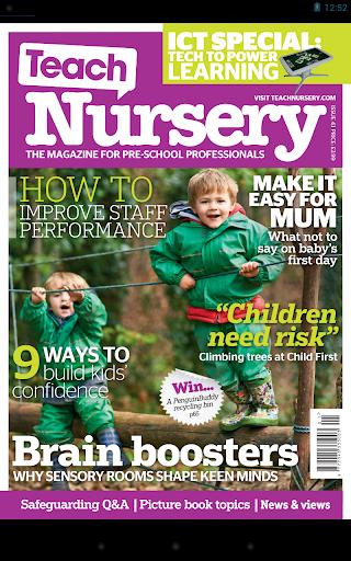 【免費新聞App】Teach Nursery-APP點子