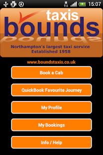 Bounds Taxis - screenshot thumbnail