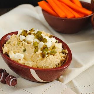 Feta & Roasted Jalapeño Hummus