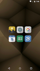 Lumos - Icon Pack Screenshot 3