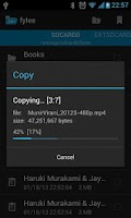 Screenshot of fylee | File Manager