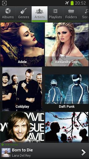 PlayerPro Music Player v2.72 APK