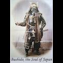 Bushido, the Soul of Japan logo