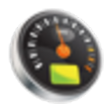 Speed Proof – Speedometer logo