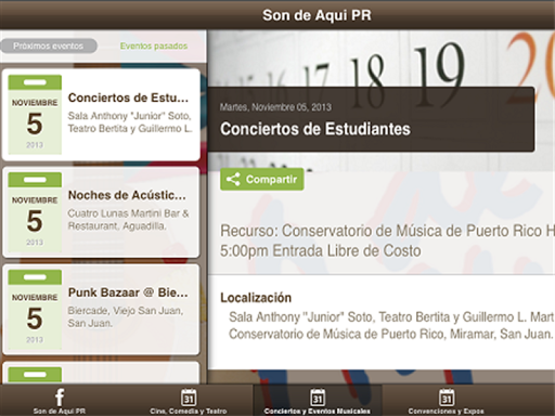 【免費旅遊App】Son de Aqui PR-APP點子