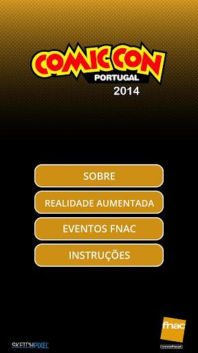 FNAC ComicCon2014