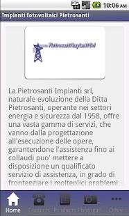 Fotovoltaici Pietrosanti- screenshot thumbnail