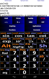 Scientific Graphing Calculator- screenshot thumbnail