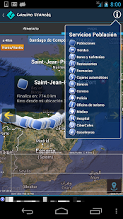 Camino de Santiago Handy - screenshot thumbnail