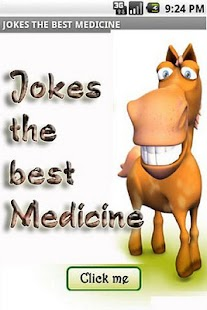 Jokes the best medicine - screenshot thumbnail