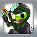 Ninja Zombie Invasion icon