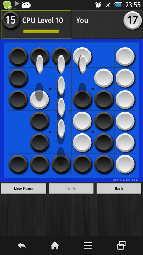 Ultima Reversi- screenshot