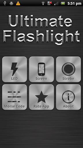 Ultimate LED Flashlight