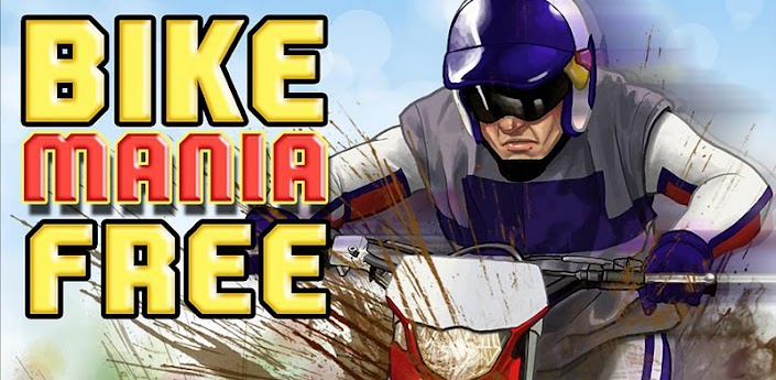 Bike Mania FREE - Racing Game