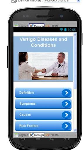 Vertigo Disease Symptoms