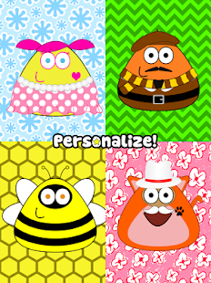 Pou- screenshot thumbnail
