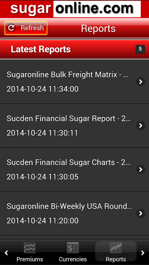 Sugaronline Mobile- screenshot
