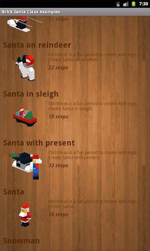Santa Claus Click Clack