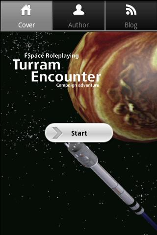 FSpaceRPG Turram Encounter