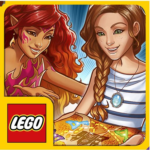 LEGO® Elves - Unite The Magic 街機 LOGO-玩APPs