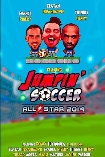Jumpin Soccer