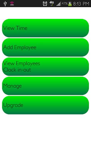 Employee Time Clock Free