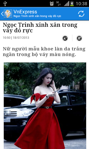 【免費新聞App】Viet News-APP點子