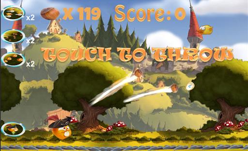 Revenge Of Pirate : Bird Hunt