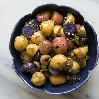 Provencal Potato Salad.