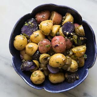 Provencal Potato Salad.