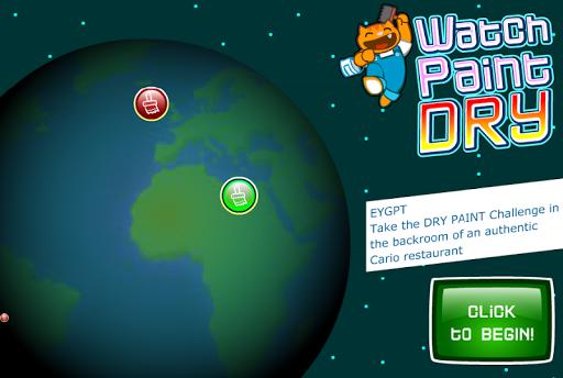 【免費模擬App】Watch Paint Dry-APP點子