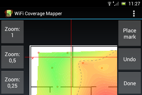 Wi-Fi Coverage Mapper