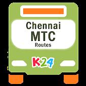 New Chennai MTC Bus Routes