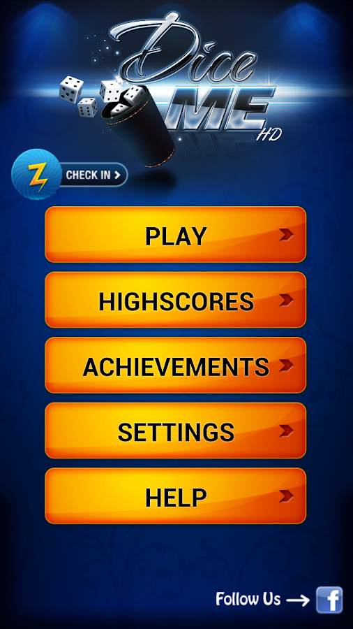 Dice Me Online - screenshot