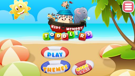 Kids Memory Game - Toddlers