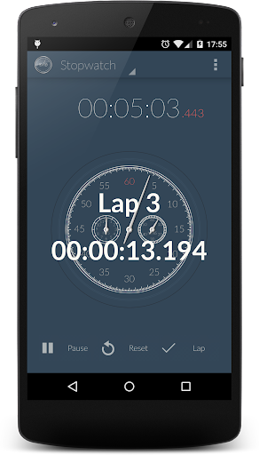 Chronometer Pro
