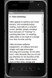Marketing Strategies - screenshot thumbnail