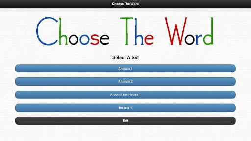 解謎必備APP下載 Choose The Word 好玩app不花錢 綠色工廠好玩App