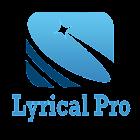 LyricalPro Music Lyrics Player icon