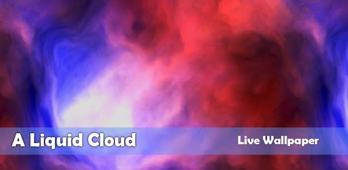 A Liquid Cloud Full Wallpaper apk