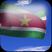 3D Suriname Flag LWP +