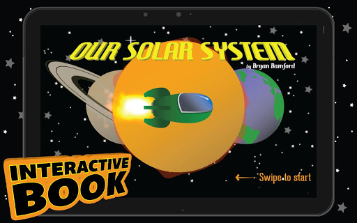 Our Solar System - Kids Book