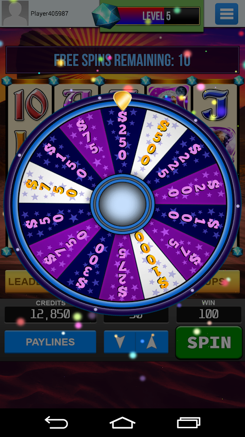 Buffalo online slot machine