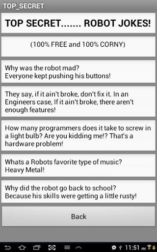 玩免費益智APP|下載Robot Trivia app不用錢|硬是要APP