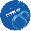 Bubbles Go Launcher Theme logo
