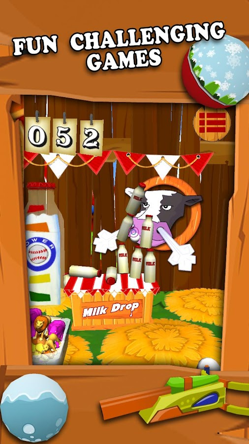Carnival of Games FREE - screenshot
