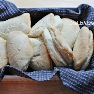 Jamaican Coco Bread.