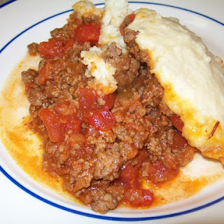 Crock-Pot Upside Down Taco Pie.