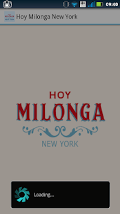Hoy Milonga New York- screenshot thumbnail